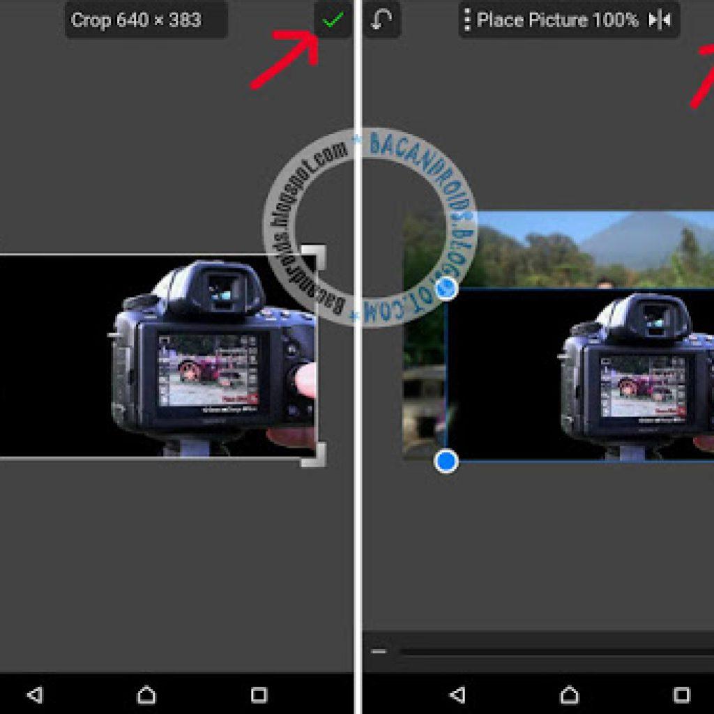 Tutor PicsAy Android efek blur kamera