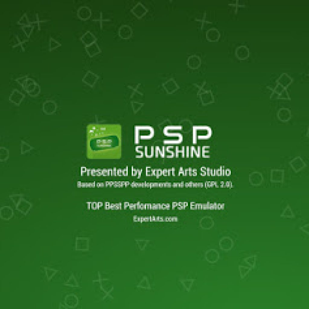 download Emulator PSP Sunshine Mod V1.0 For Android Apk Terbaru