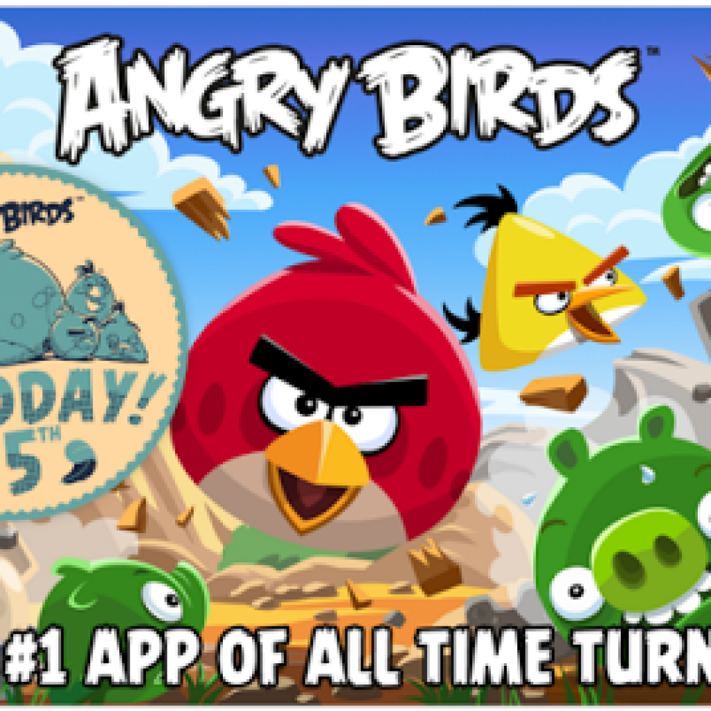 Download Game Angry Bird  5.2.0