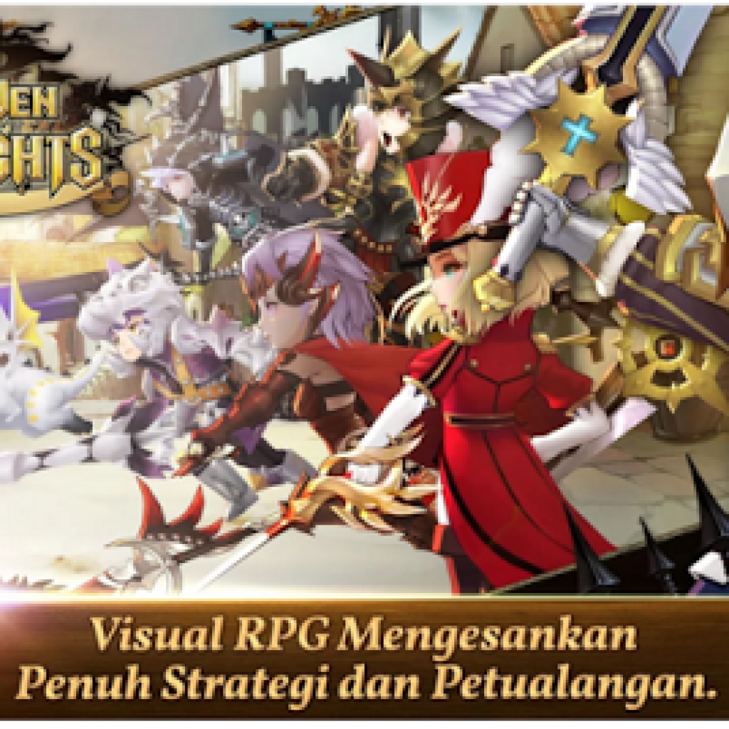 Download Game Perang Seven Knights 1.0.11