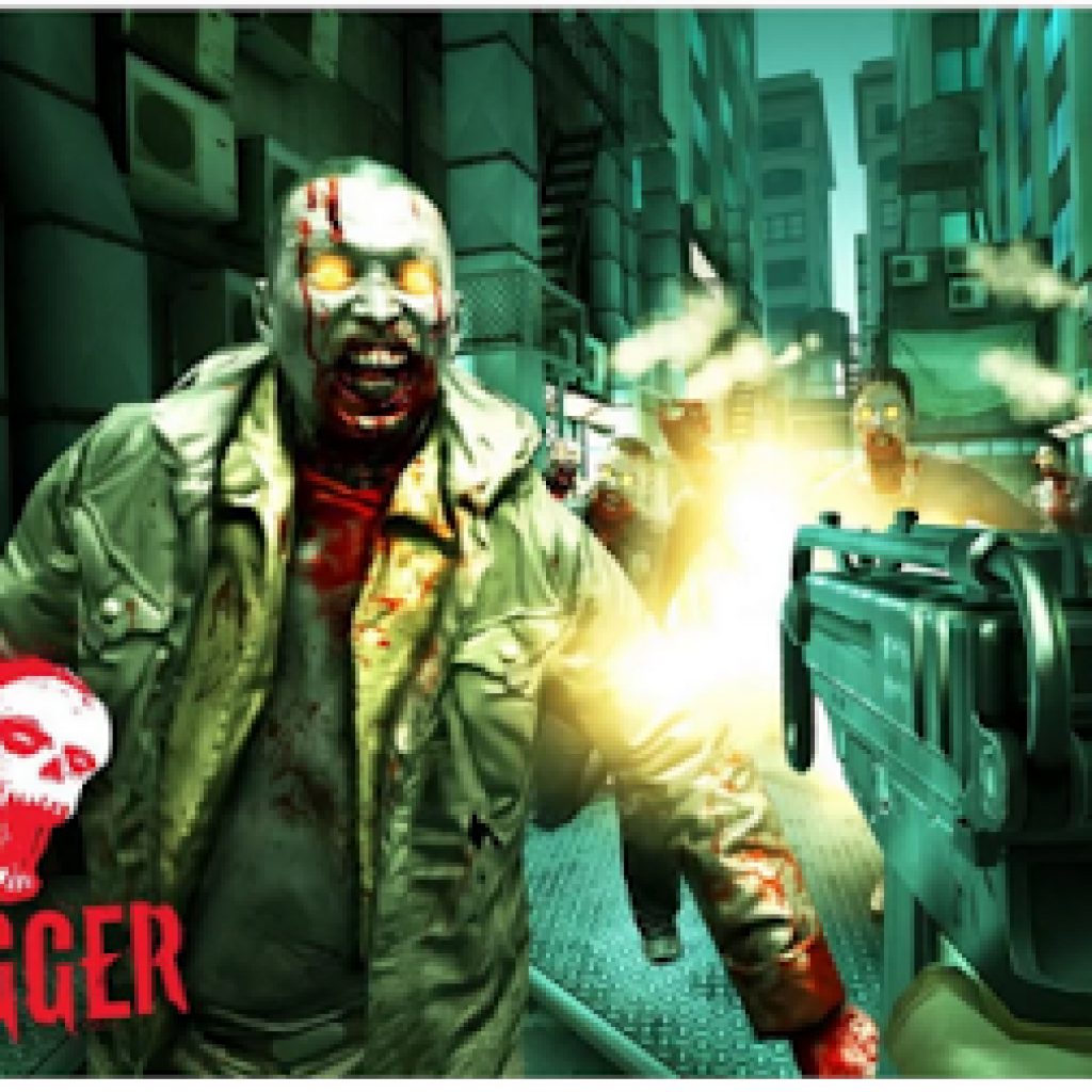 Free Download Game Dead Trigger  1.9.0 Apk For Android