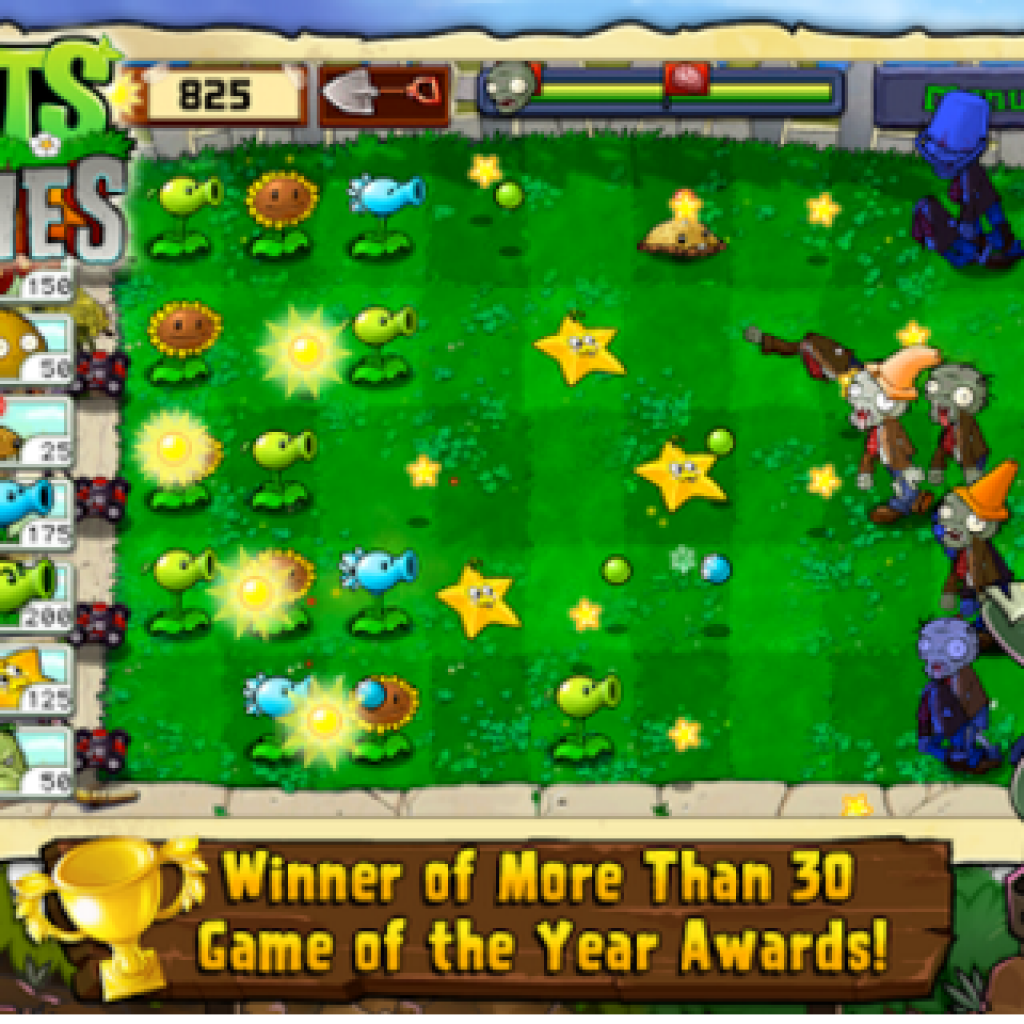 Download game plants vs zombie 1.1.16
