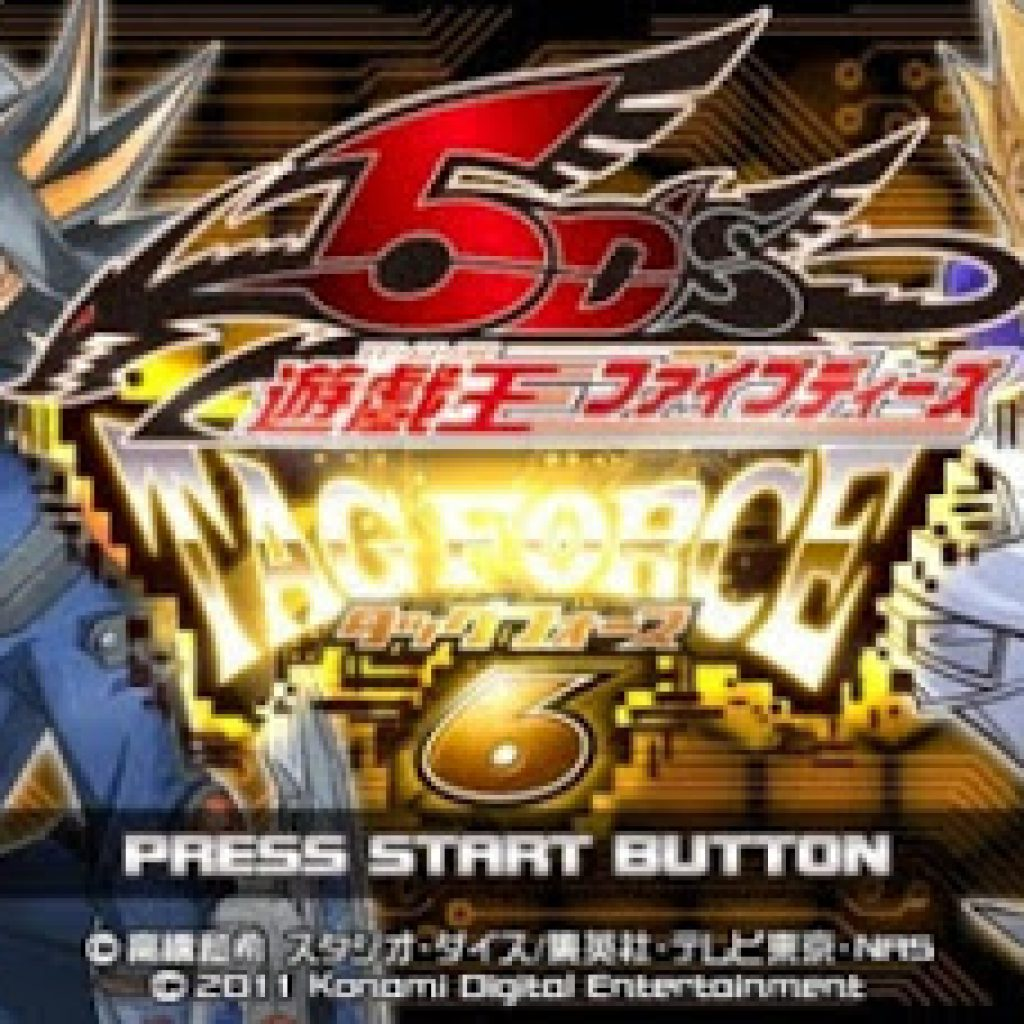 Download Game PSP Yugioh 5Ds Tag Force 6 ISO