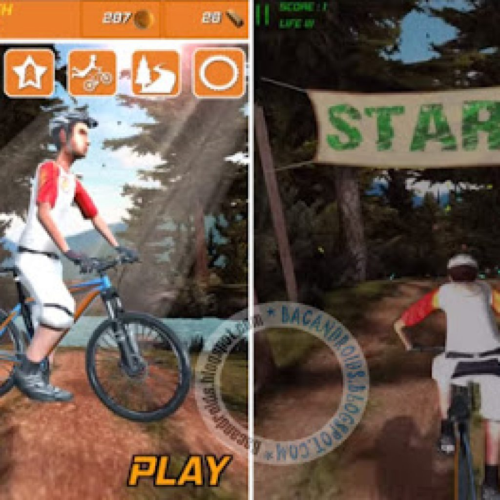 Game Bike Dash  Mod Unlimited Money terbaru