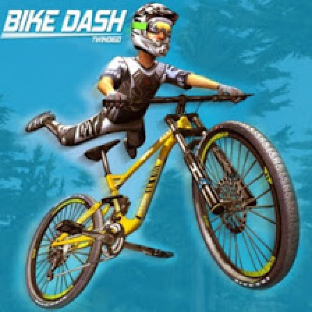 download Game Bike Dash APK+DATA Mod Unlimited Money