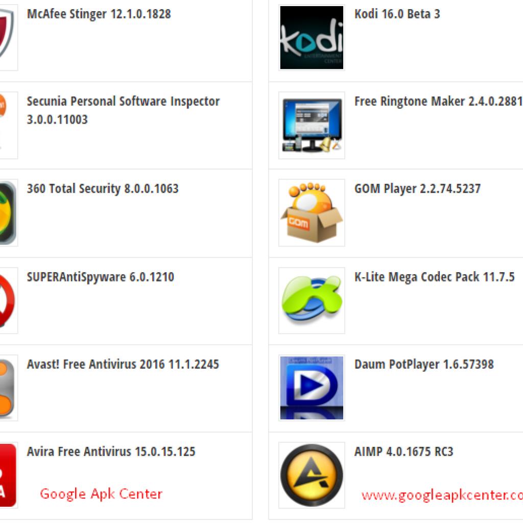 Aplikasi PC
