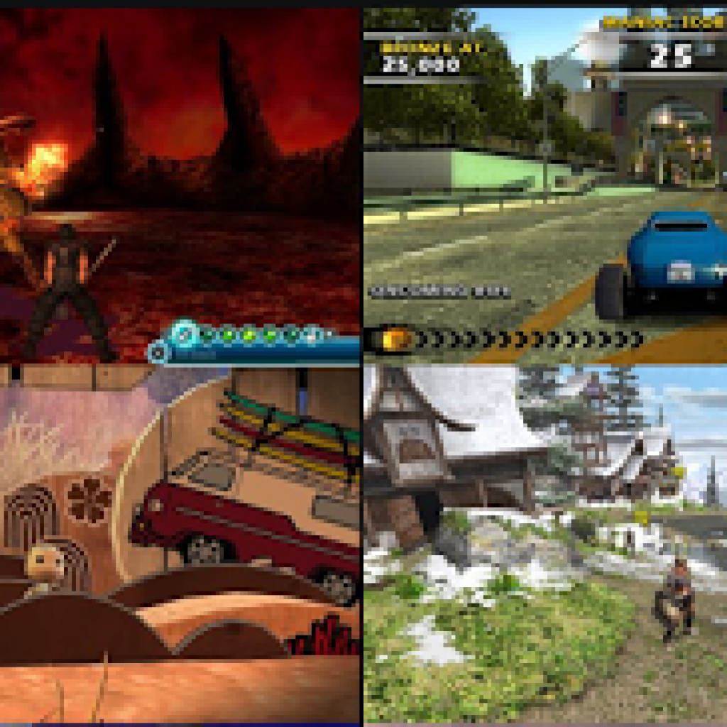 Games PSP / PPSSPP