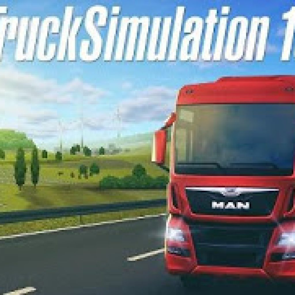 download Game TruckSimulation 16 V1.0.6728 Mod Unlimited Money Gratis