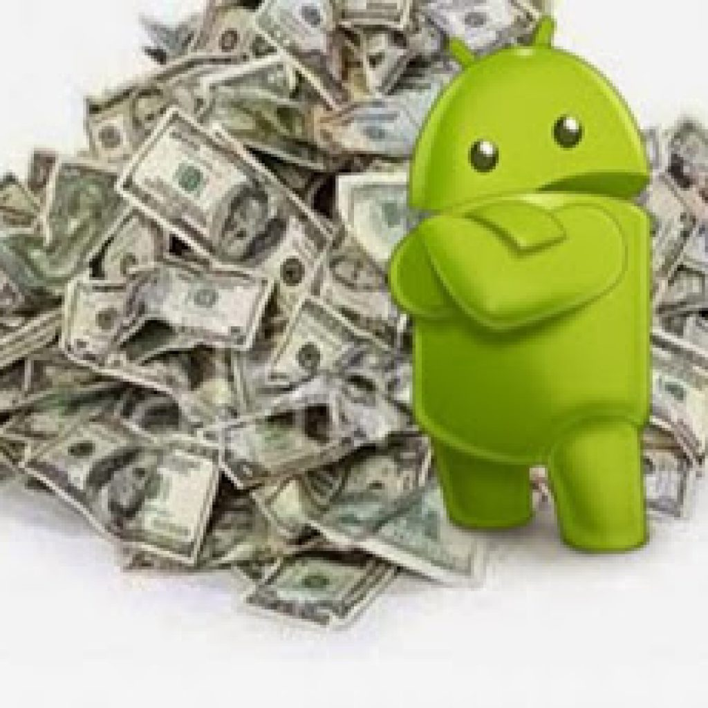 Aplikasi Android penghasil Uang Atu Dolar