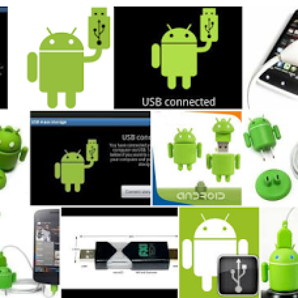 Android Jadi Modem Laptop Via USB