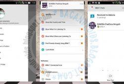 BBM Mod MIUI Theme Versi Terbaru 2.9.0.51 With Block Read Status