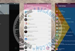 BBM Mod Delta V2.10.0.31 Multi Theme Change(Background, Bubble, List View) Terbaru