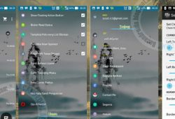 LBBM Mod Gradient Transparent Theme Versi 2.11.0.16 With Ekstra Fitur