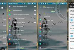 LBBM Mod Gradient Transparent Theme Versi 2.11.0.16 With Ekstra Fitur