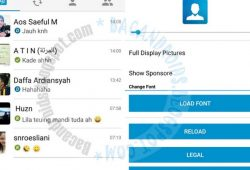 BBM Mod Multi(BBM2+BBM3+BBM4) Terbaru Versi 2.10.0.30 Clone