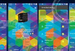 BBM Mod DroidChat Dual Theme(Transparent & Black Theme) Terbaru 2.10.0.35