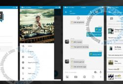 BBM Mod Official Versi 2.10.0.35 Full Features Thema Standar