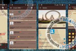 BBM2 Mod Thema Paris Versi New 2.10.0.31 Terbaru(Dual BBM)