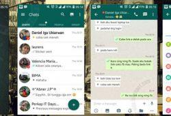BBM2 Mod WhatsApp Theme Versi 2.11.0.16 Apk Terbaru(Clone)