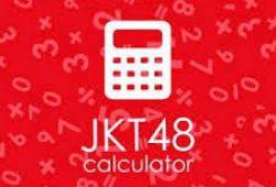 Download Aplikasi JKT48 Calculator Terbaru Untuk Android