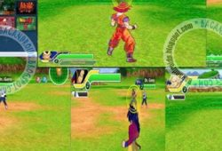 Game PPSSPP DragonBall Z MOD Ultra(Super Saiyan God) ISO By Pinche Yona