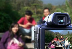 Tutorial Edit Photo PicSay Pro Android Membuat Efek Blur With Kamera SLR