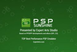 Emulator PSP Sunshine Mod V1.0 For Android Apk Terbaru