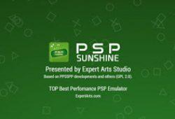 Emulator PSP Sunshine Mod V1.0 For Android Apk Terbaru