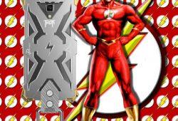 Metal Case dengan Desain Superhero untuk Smartphone Xiaomi Mi4 dan Redmi Note 3 ini Keren Sekali !