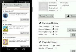 CashPirate 3.2 APK Gratis – Aplikasi Rewards Penghasil Uang for Android