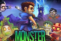 Monster Dash 2.1.0 APK Gratis – Game Arkade for Android