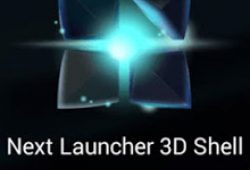 Download Next Launcher 3D Shell v3.7.3 For Android