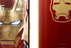 Samsung Galaxy S6 Edge Iron Man Edition Hadir di Indonesia dengan Harga Fantastis