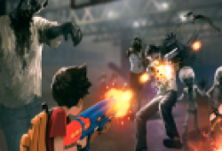 Download Pertempuran zombie shooter For android + Full Apk Terbaru | Tips Androidku