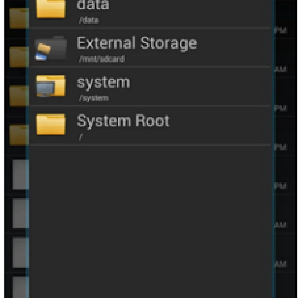 Root Browser 2.2.3
