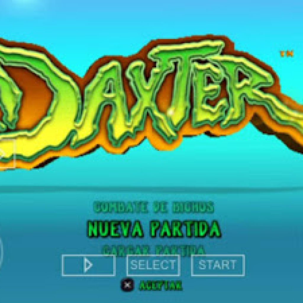 download Game Daxter PSP ISO/CSO