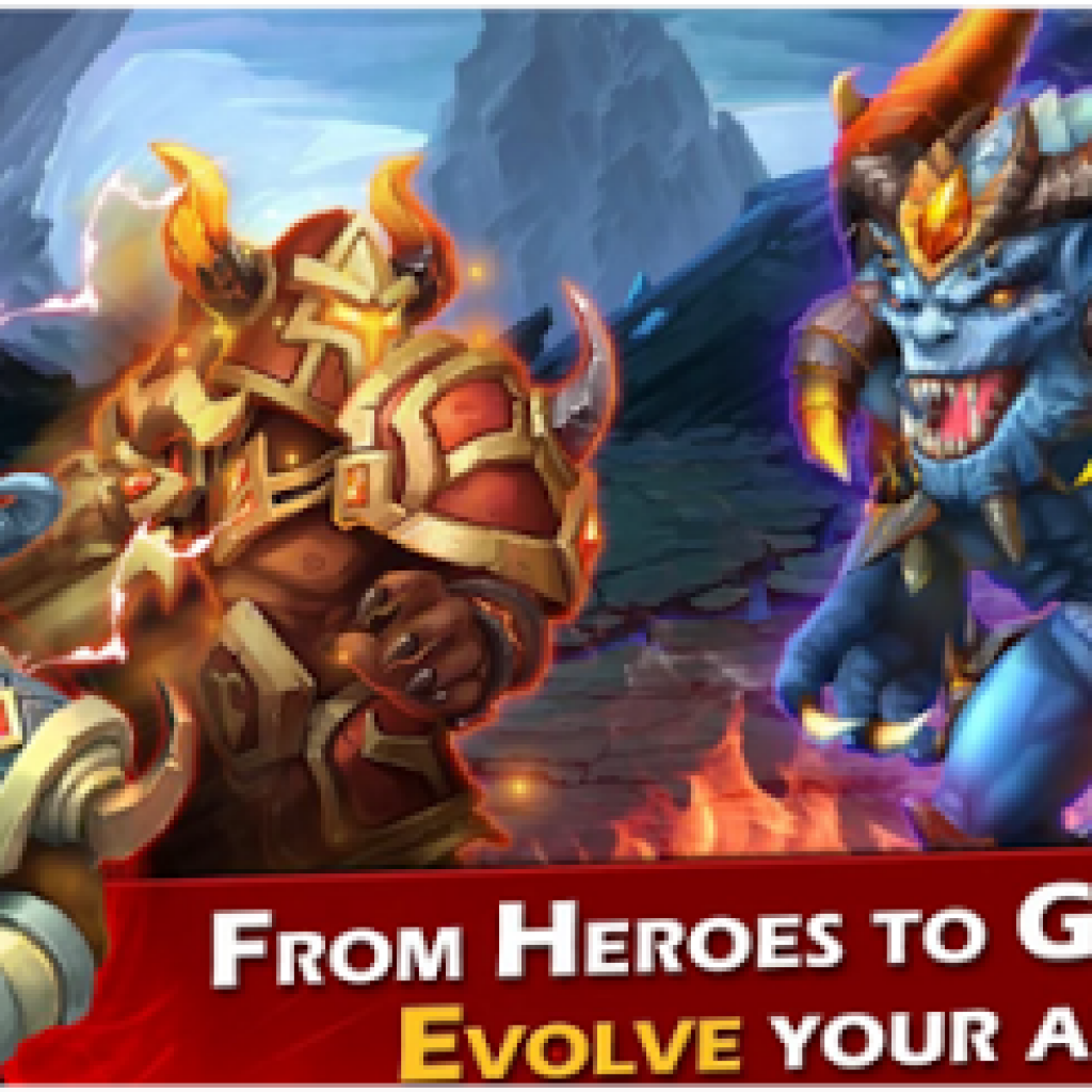 Free Download Games Castle Clash 1.2.75 Apk For Android