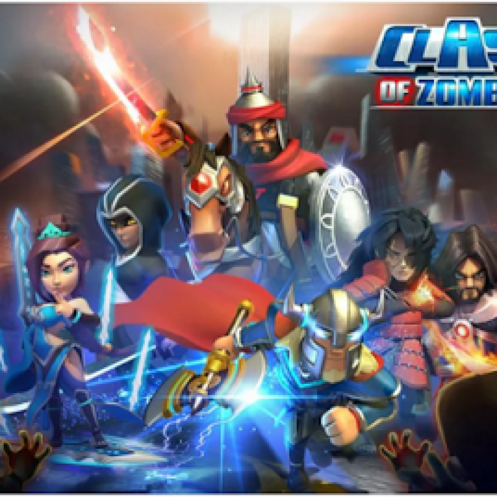 Free Download Games X-War: Clash of Zombies Apk For Android