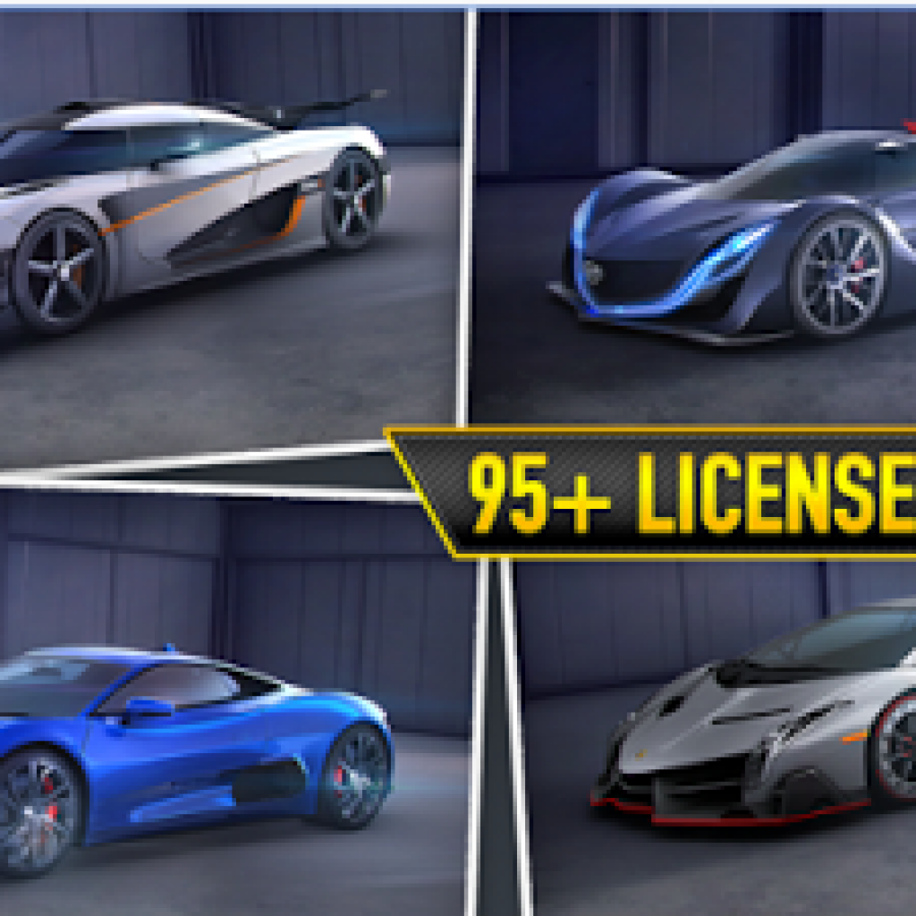CSR Racing 3.1.0 Apk For Android