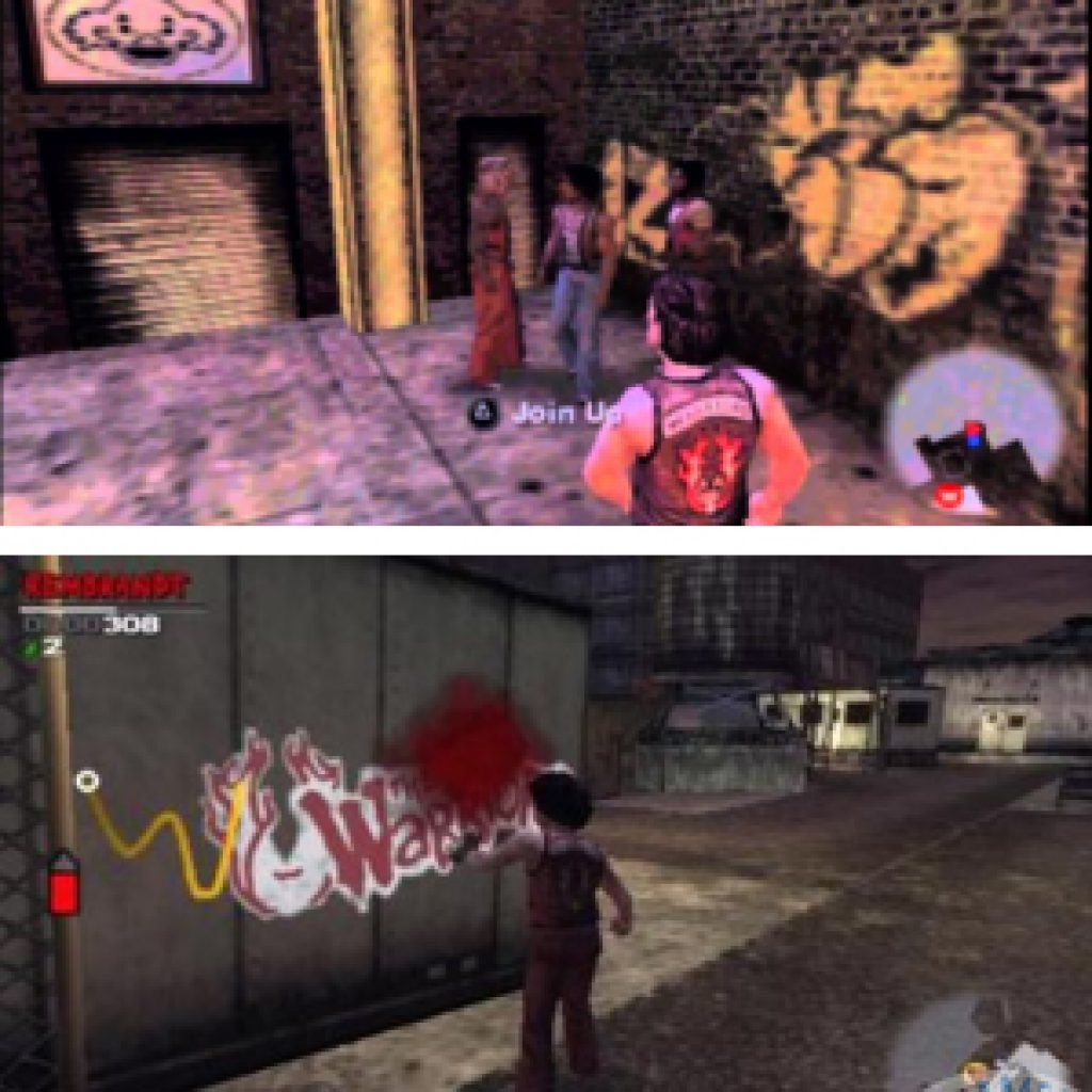 The Warriors ISO for hp android PPSSPP Gold kualitas kecil