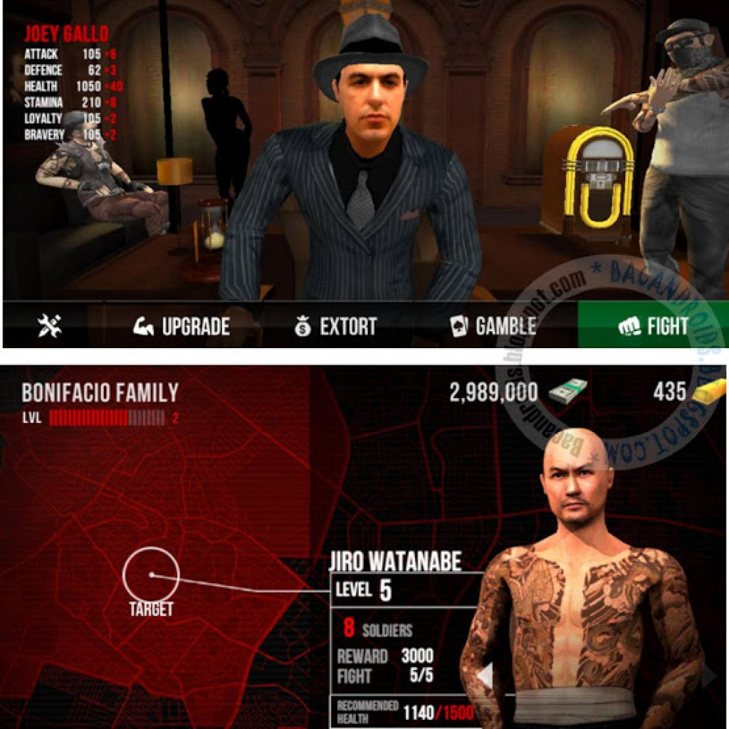Game Syndicate City: Anarchy Mod Unlimited Money Apk+Data Android