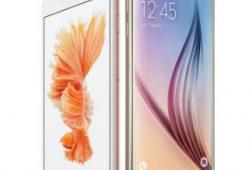 Riview: Apple iPhone 6s vs Samsung Galaxy S6