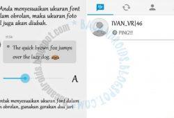 Update Aplikasi BBM Terbaru Versi 2.10.0.29 Original Thema Standart