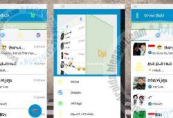 BBM DroidChat Official Mod Versi 2.10.0.31 With Animasi Transisi