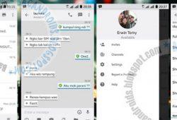 BBM2 Mod Tema IOS Light Versi Terbaru 2.10.0.35(Multi Clone)