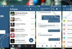 BBM Mod Instagram Theme Versi 2.11.0.16 Apk Terbaru