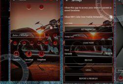 BBM Mod Clone Versi 2.10.0.31 Tema Transparant Red New