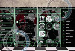 BBM Mod Tema Transparent Green Versi 2.10.0.30 Terbaru With Music Player