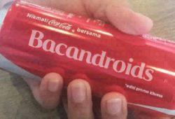Edit Foto Membuat Nama di Kaleng Coca-Cola dengan PicSay Pro Android