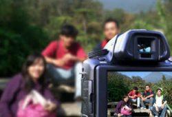 Tutorial Edit Photo PicSay Pro Android Membuat Efek Blur With Kamera SLR
